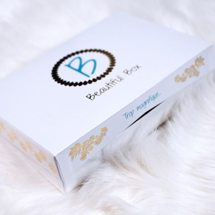 Beautiful Box la Reine des Neiges